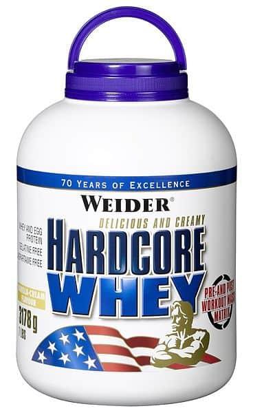 Hardcore whey - Weider