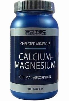 Calcium-Magnesium 100tbl