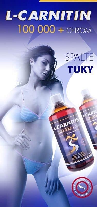 L-Carnitin 100 000 + chrom