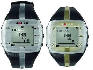 POLAR Fitness FT7 černá