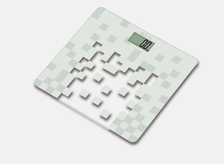 Osobní digitální váha Tanita HD-380 bílá