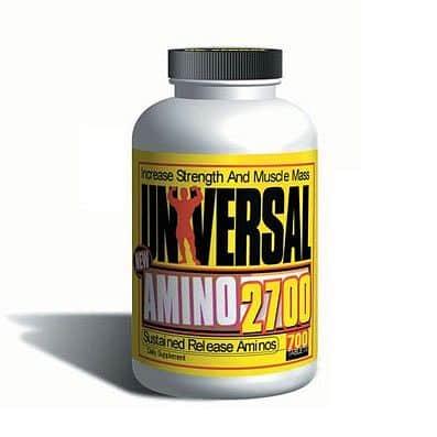 Amino 2700 350 tbl Universal Nutrition