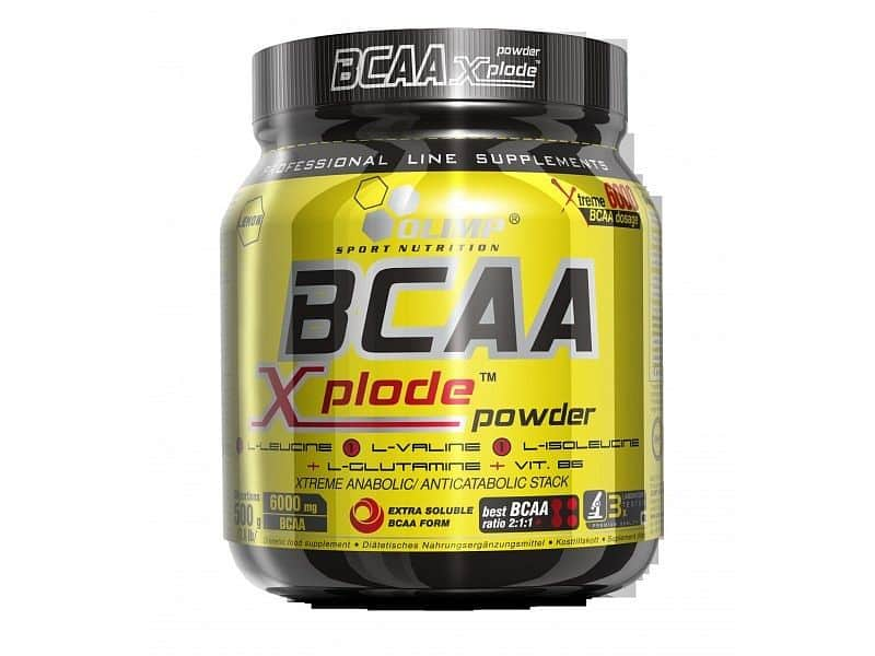 Aminokyseliny BCAA Xplode powder