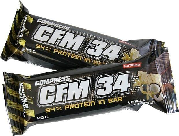 Compress CFM 34 80g, banán