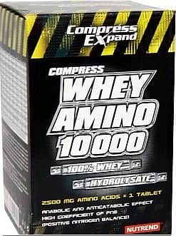 Compress Whey Amino 10000 300tbl.