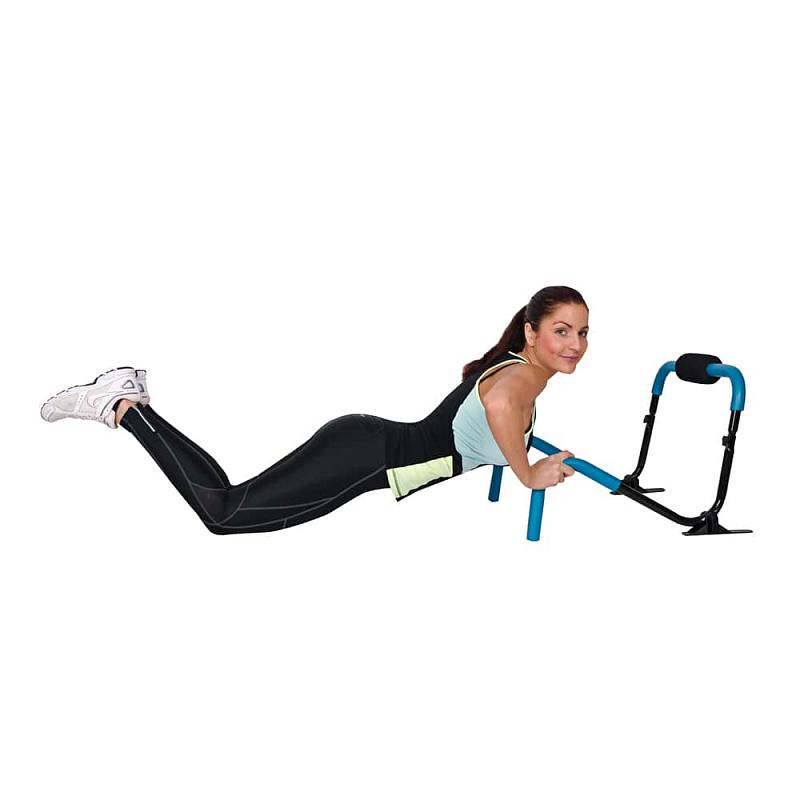 Posilňovač brušných svalov inSPORTline AB Roller