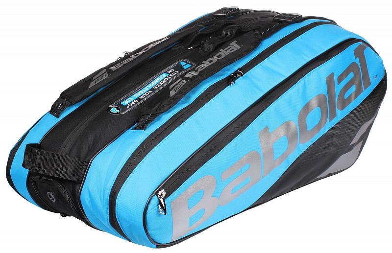 Pure Drive VS RH X9 taška na rakety barva: modrá