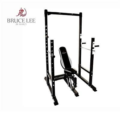 POWER RACK z kolekce DRAGON - BRUCE LEE by Marcy