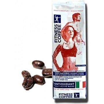 FITNESS COFFEE antiox.fully active blend 250g zrnková