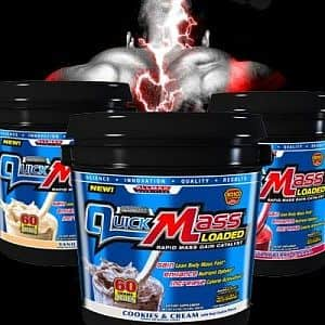 QuickMass Rapid Weight Gainer