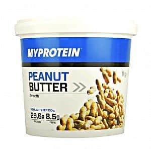 MyProtein Arašídové máslo 1000g Smooth