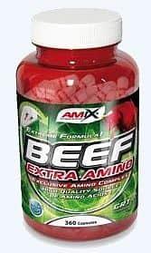Beef amino Amix 198cps