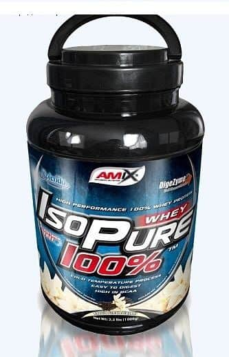 Isopure 100% Whey protein Amix 1kg