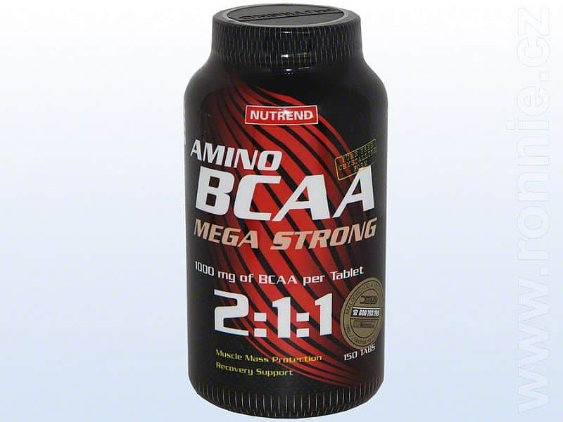Amino BCAA Mega Strong