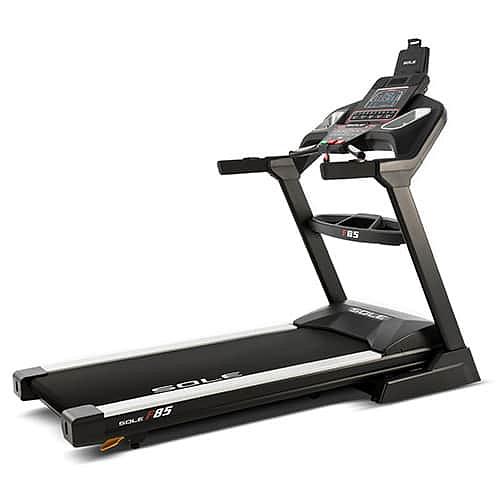Běžecký pás SOLE Fitness F85 - montáž zdarma, servis u zákazníka
