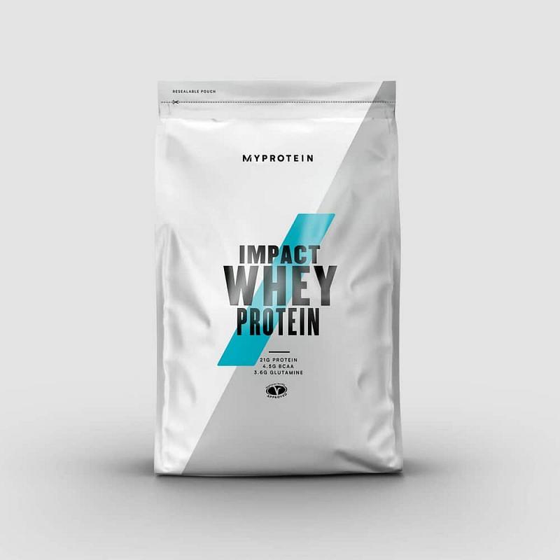 MyProtein Impact Whey Protein Příchutě: Čokoláda, Hmotnost: 1000g