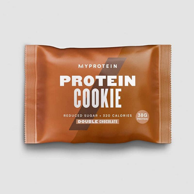 MyProtein Protein cookies Příchutě: Čokoláda, Hmotnost: 75g