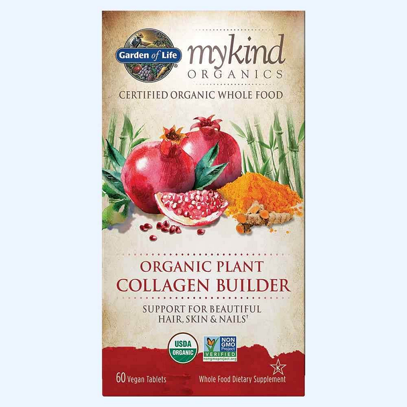 Mykind Organics Plant Collagen - rostlinná produkce kolagenu