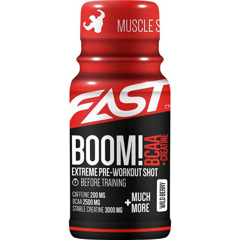 Fast BOOM! Objem: 60ml, Příchutě: Tropické ovoce