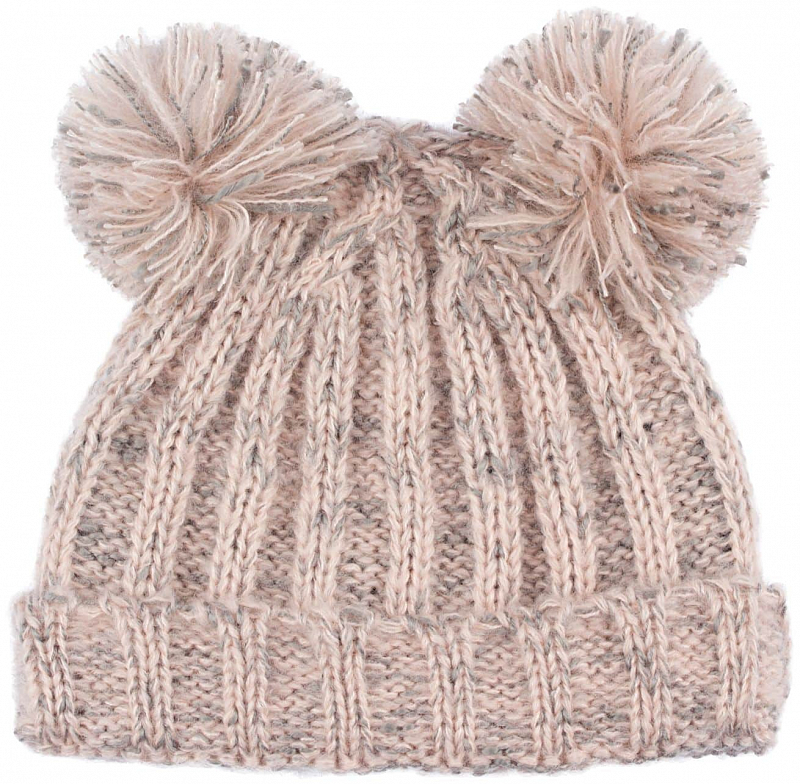 Anna dětská zimní čepice barva: šedá