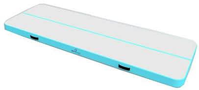 Airtrack Spartan nafukovací žíněnka 300 x 100 x 10 cm modrá/bílá