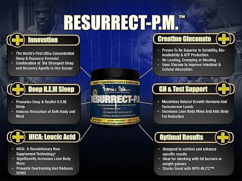 RESURRECT-PM formula