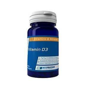 MyProtein Vitamín D3