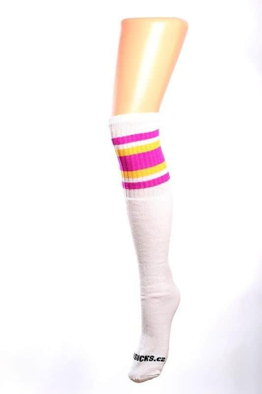 Cool socks lovely 9 ponožky s proužky