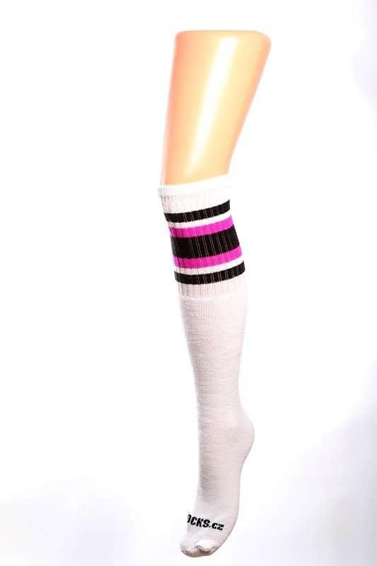 Cool socks lovely 13 ponožky s proužky
