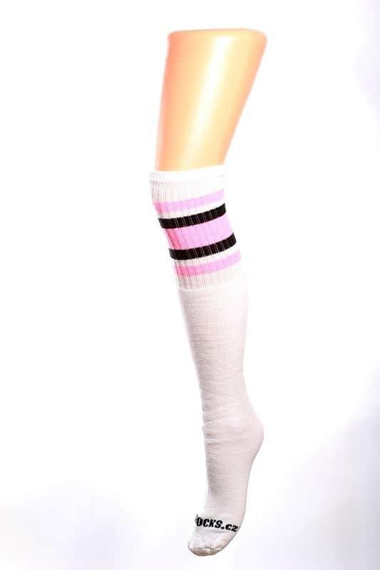 Cool socks lovely 14 ponožky s proužky