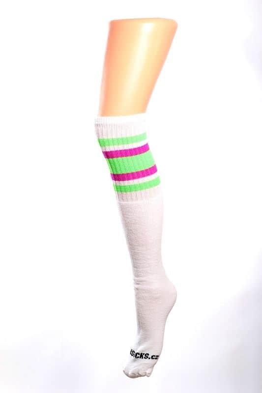 Cool socks lovely 5 ponožky s proužky