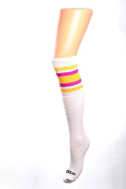 Cool socks lovely 8 ponožky s proužky