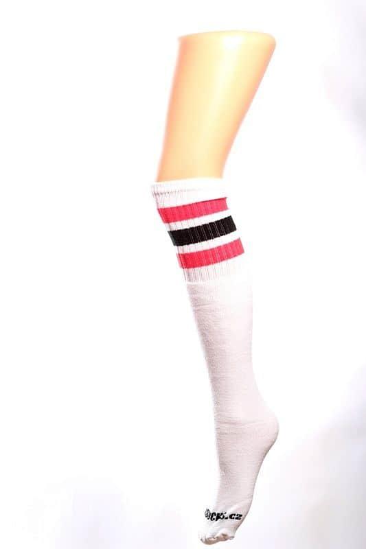 Cool socks cute 4 ponožky s proužky