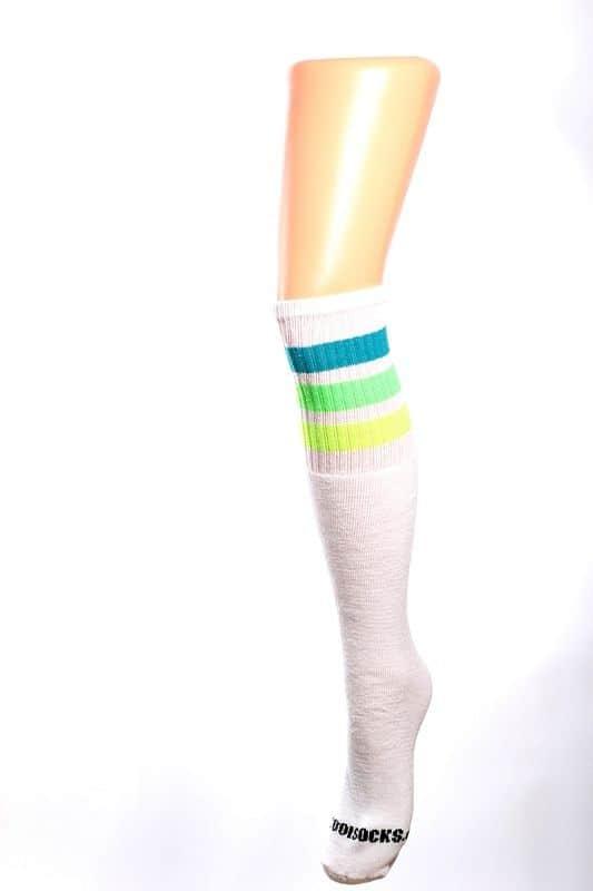 Cool socks cute 13 ponožky s proužky