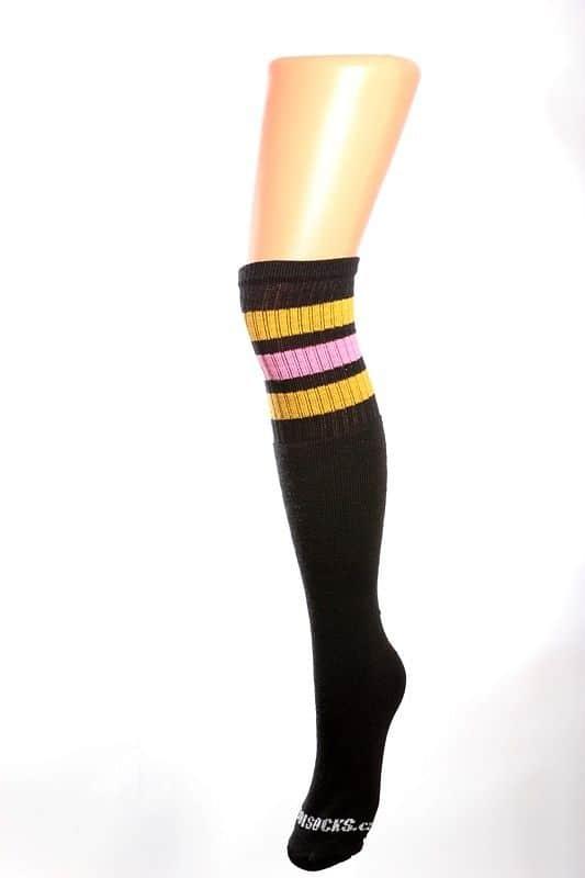 Cool socks cute 15 ponožky s proužky