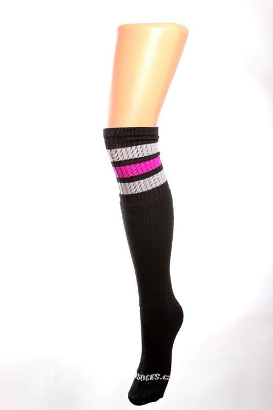 Cool socks cute 5 ponožky s proužky