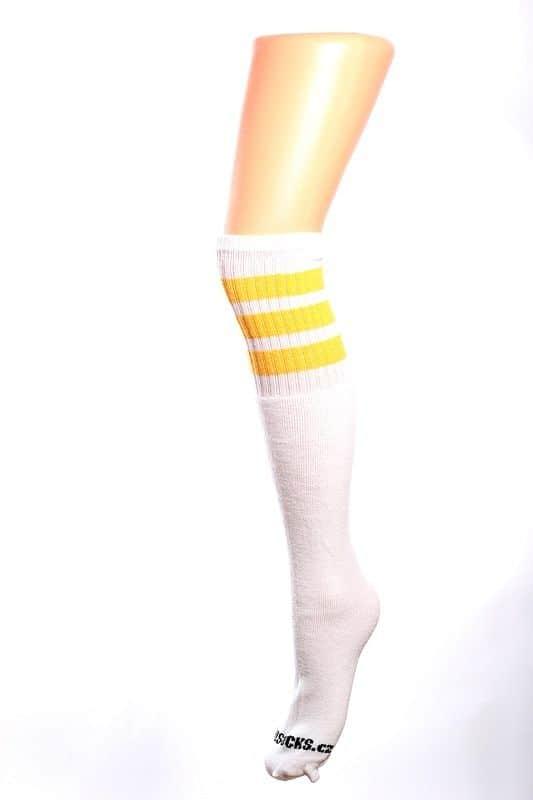 Cool socks simple 4 ponožky s proužky