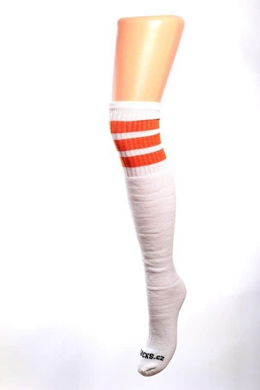 Cool socks simple 20 ponožky s proužky