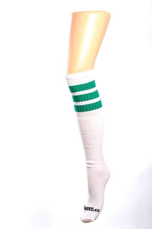 Cool socks simple 7 ponožky s proužky