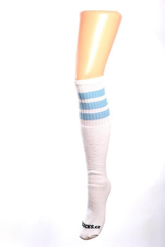 Cool socks simple 8 ponožky s proužky