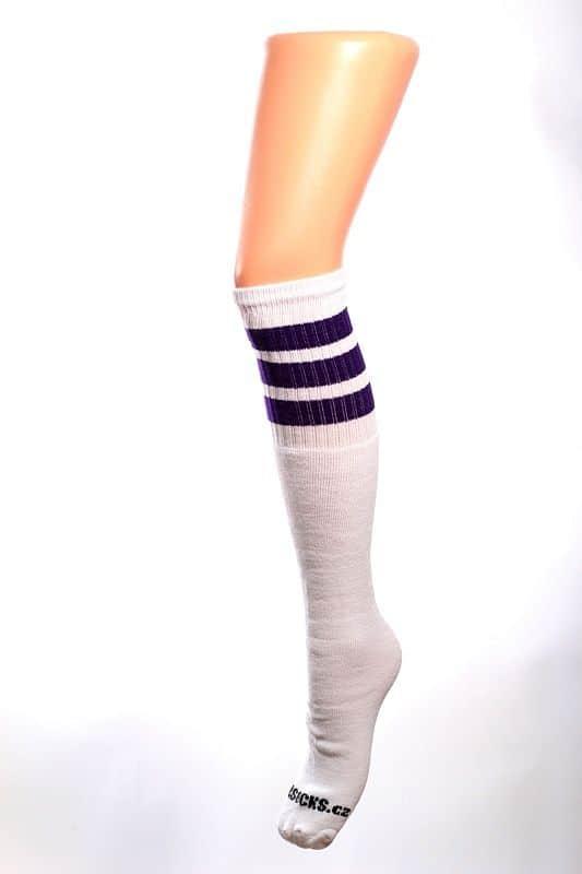 Cool socks simple 2 ponožky s proužky