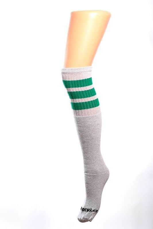 Cool socks simple 19 ponožky s proužky