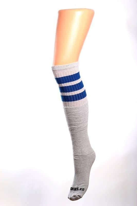 Cool socks simple 18 ponožky s proužky