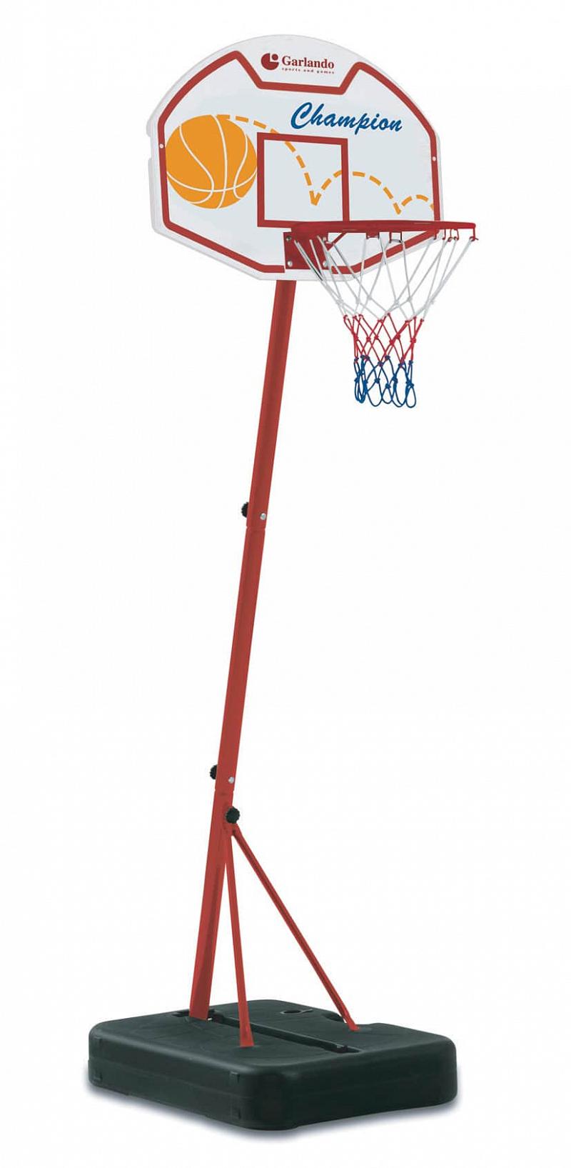 Katalog 2016 Koš basketbalový se stojanem Garlando Phoenix - výška 165cm