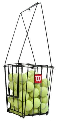 Koš na tenisové míče Wilson