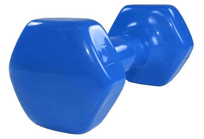 Činka VINYL 4 kg - Modrá