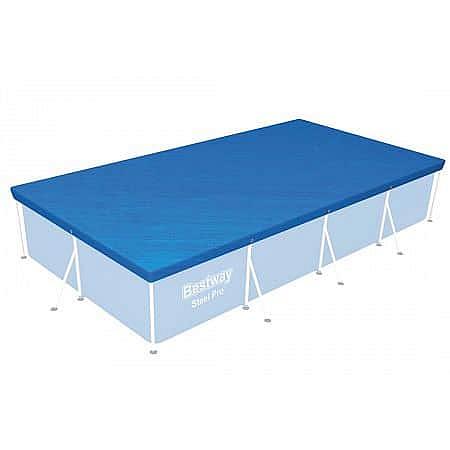 58107 Krycí plachta na bazén Steel Pro 4 x 2,11 m