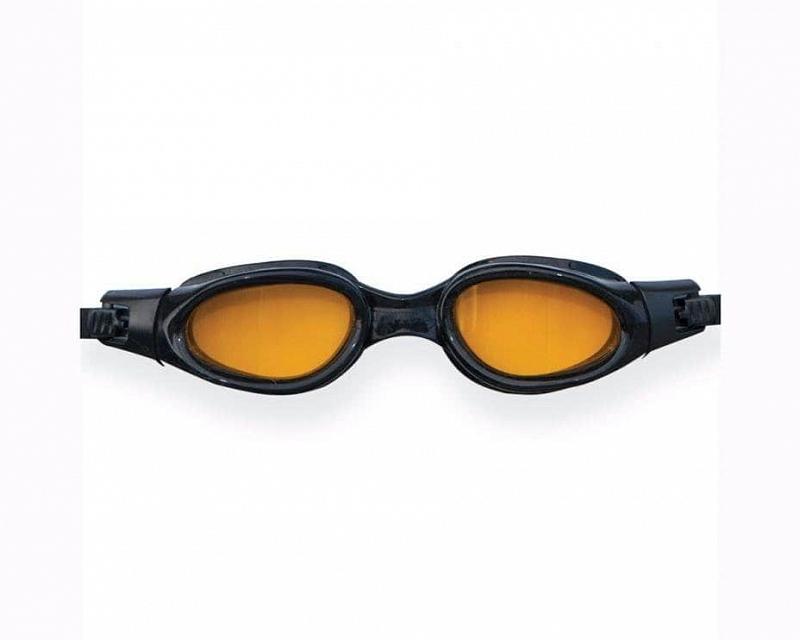 Plavecké brýle PRO MASTER antifog - černé