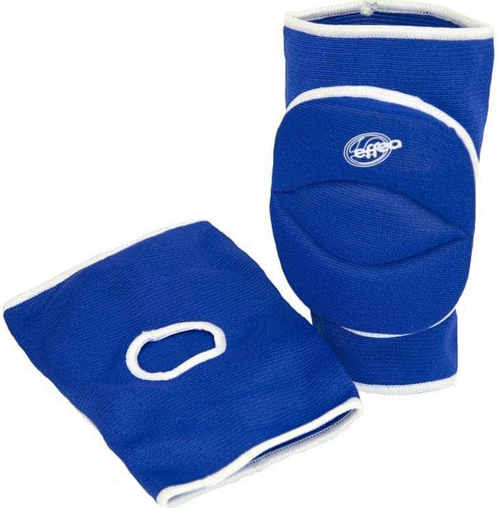 Chrániče kolen EFFEA 6644 SENIOR modré - modrá