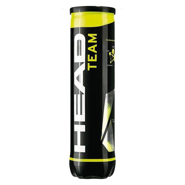 Tenisové míčky HEAD TEAM 4ks